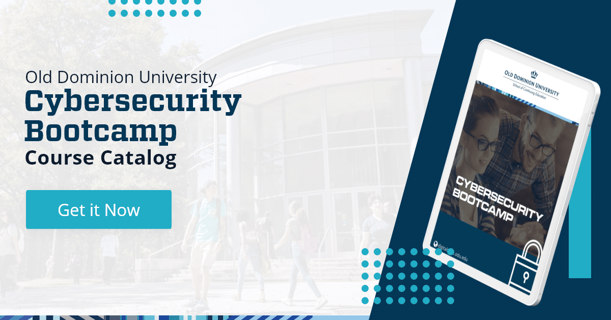 download cybersecurity bootcamp course catalog